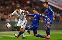 Прогноз Goal.com: Украина и Англия обменяются голами