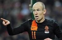 Арьен Роббен верит в то, что победу на ЧМ-2014 одержит Голландия