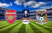 Прогноз Goal.com: «Арсенал» и «Ковентри Сити» обменяются голами