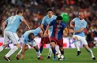 Прогноз на матч 1/8 финала Лиги чемпионов «Барселона» - «Ман Сити» от Егора Титова