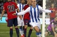 Прогноз на матч «Осасуна» – «Реал Сосьедад» от эксперта Goal.com