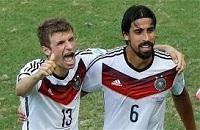 Прогноз на матч 1/8 финала ЧМ 2014 Германия - Алжир от Егора Титова