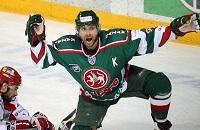 Арекаев советует брать «верх» в матче КХЛ «Ак Барс» - «Амур»