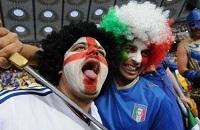 Прогноз на матч Италия - Англия
