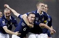 Робби Сэвидж ставит на разгромное поражение Гибралтара от Шотландии