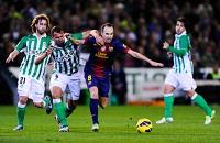 Прогноз на матч испанской Примеры «Кордоба» - «Барселона»