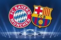 Прогноз на игру 1/2 финала Лиги чемпионов «Бавария» - «Барселона»