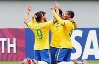 Прогноз на  матч 1/4 финала молодежного чемпионата мира Бразилия - Португалия