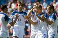 Букмекеры оценивают вероятность победы России над Австрией в 47%