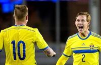 Прогноз на матч молодежного ЧЕ 2015 до 21 года Швеция - Англия