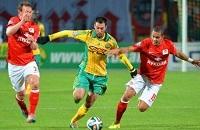 Калиниченко ставит на «обе забьют» и тотал больше 2,5 в матче «Кубань» - «Спартак»