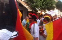 Бразильские журналисты на Евро-2016 стали жертвами немцев