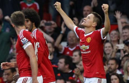 Манчестер Юнайтед – Саутгемптон, 19.08.2016