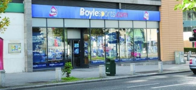 БК Boylesports намерена открыть новые приема ставок